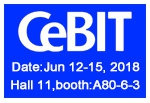 Invitation for CEBIT exhibition