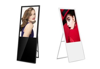 Portable Floor Stand Digital Signage