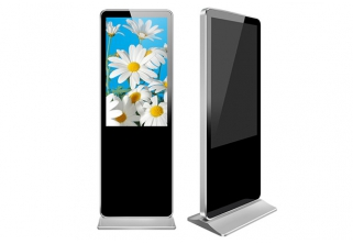 43-inch Intelligent All-in-One Floor Standing Kiosk